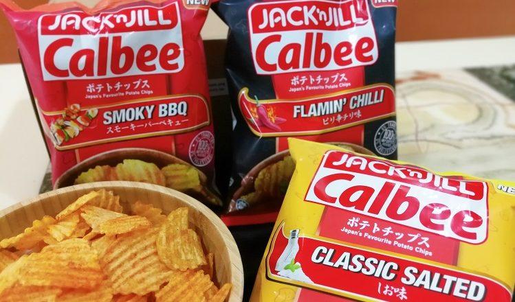 JACK 'n JILL CALBEE MP