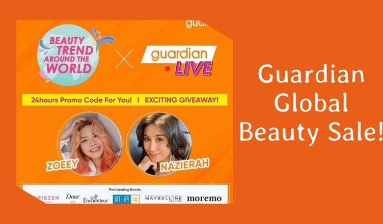 Guardian Global Beauty Sale