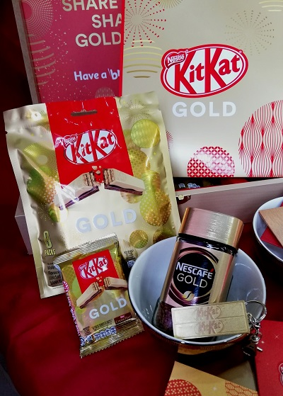 KitKat Gold